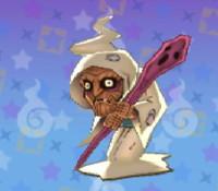 妖怪ウォッチ3の「しわくちゃん」の画像