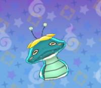 妖怪ウォッチ3の「ツチノコ星人」の画像