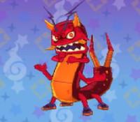 妖怪ウォッチ3の「激ドラゴン」の画像
