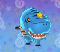 妖怪ウォッチ3の「ドジラ」の画像