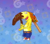 妖怪ウォッチ3の「チョコバナーナ」の画像