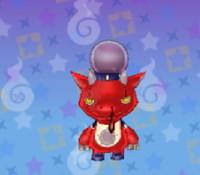 妖怪ウォッチ3の「ロボりゅーくん」の画像