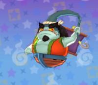 妖怪ウォッチ3の「つられたろう丸」の画像