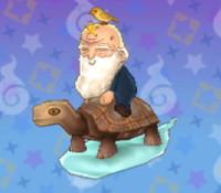 妖怪ウォッチ3の「ダーウィン」の画像