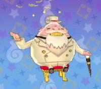 妖怪ウォッチ3の「ブルジョワG」の画像