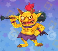妖怪ウォッチ3の「山吹鬼」の画像