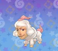 妖怪ウォッチ3の「イケメン犬」の画像
