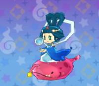 妖怪ウォッチ3の「乙姫」の画像