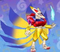 妖怪ウォッチ3の「メカキュウビ」の画像
