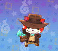 妖怪ウォッチ3の「Tジバニャン」の画像