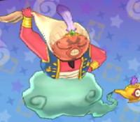 妖怪ウォッチ3の「リアクション大王」の画像