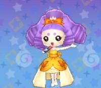 妖怪ウォッチ3の「スピーチ姫」の画像