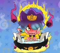 妖怪ウォッチ3の「覚醒日ノ神」の画像