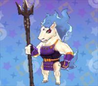 妖怪ウォッチ3の「馬頭」の画像