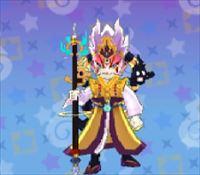 妖怪ウォッチ3の「時空神エンマ」の画像