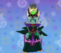 妖怪ウォッチ3の「暗黒神エンマ」の画像