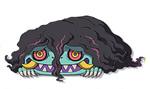 ブキミー族の妖怪:おとろしの画像